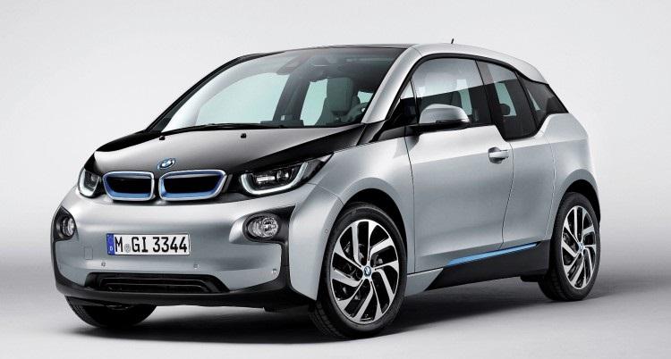 elektromobil BMW-i3