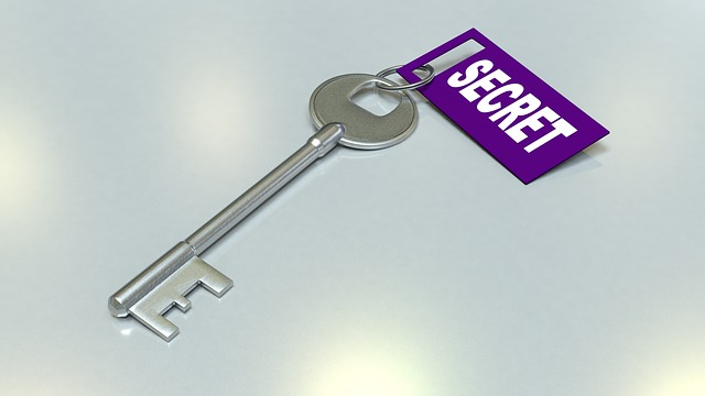 Kľúč, secret, tajomstvo